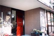 外壁塗装:石調塗装仕上げ